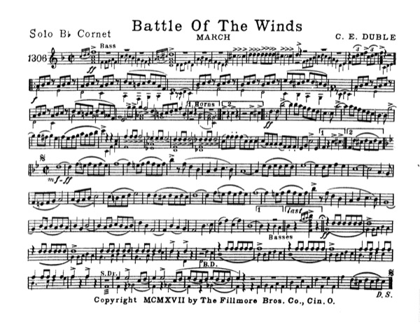 Battle of the Winds