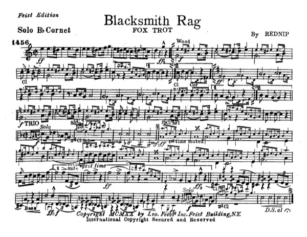 Blacksmith Rag