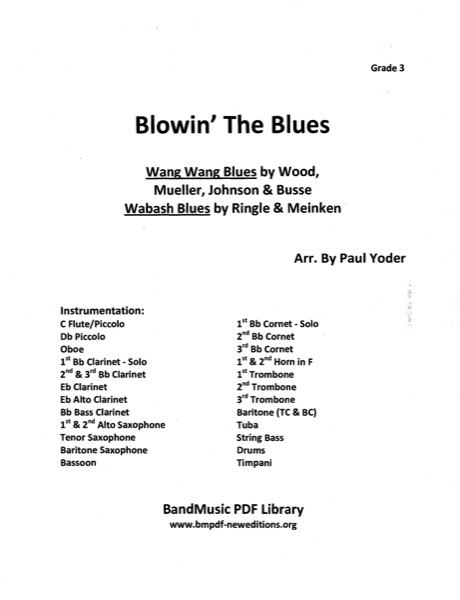 Blowin' The Blues