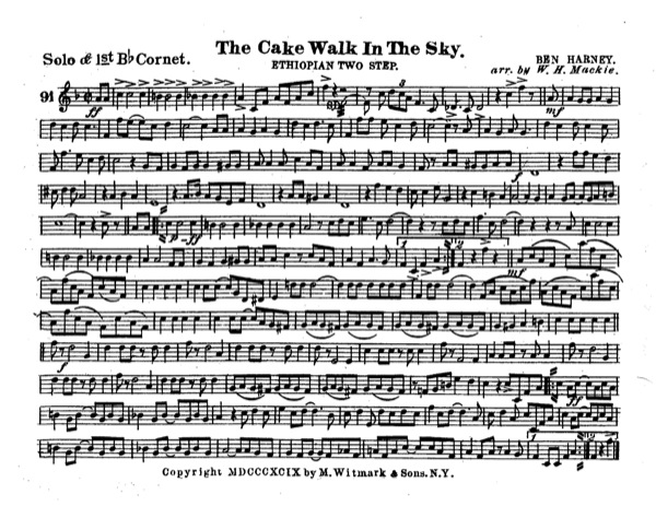 Cake Walk In The Sky, The
