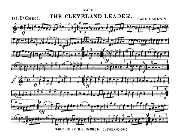 Cleveland Leader, The