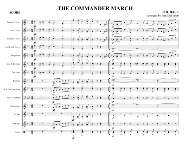 Commander, The