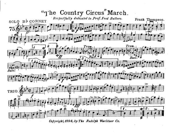 Country Circus March