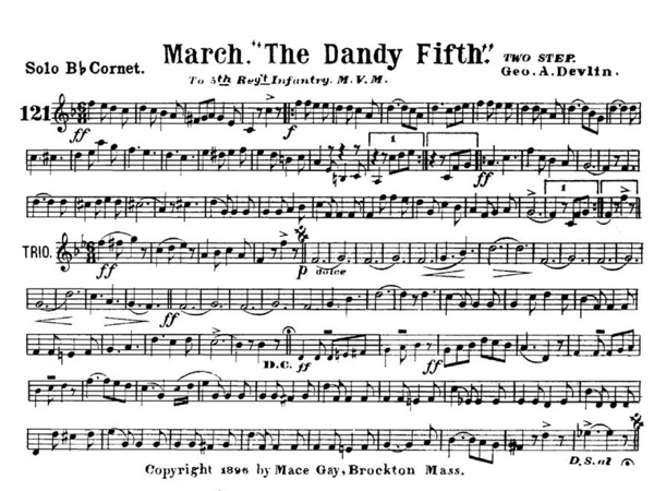 Dandy Fifth, The
