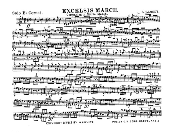 Excelsis March
