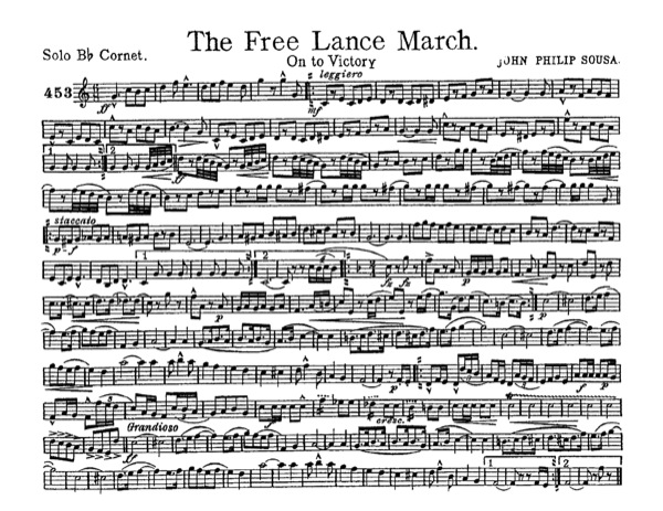 Free Lance March, The