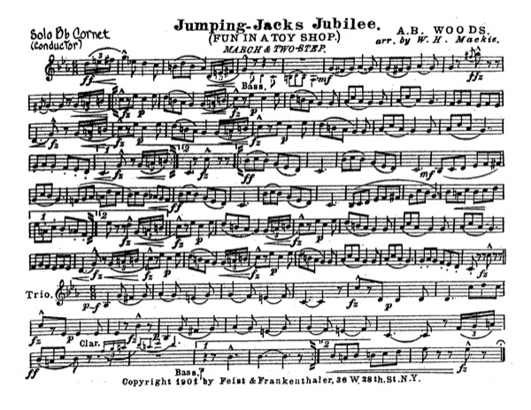 Jumping-Jacks Jubilee
