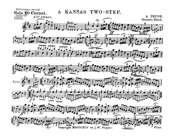 Kansas Two-Step
