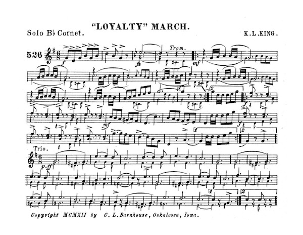 Loyalty March