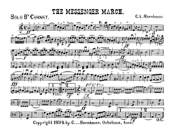 Messenger March, The