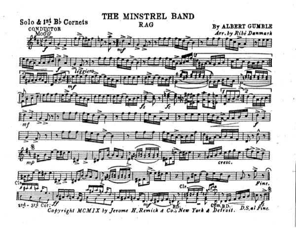 Minstrel Band, The