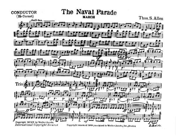 Naval Parade, The