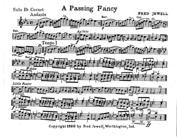 Passing Fancy, A