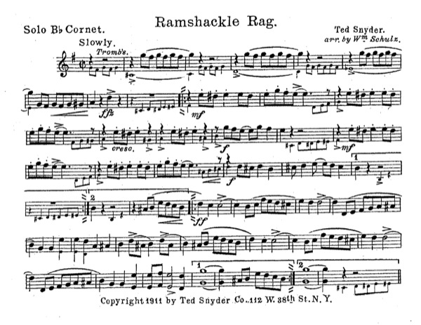 Ramshackle Rag