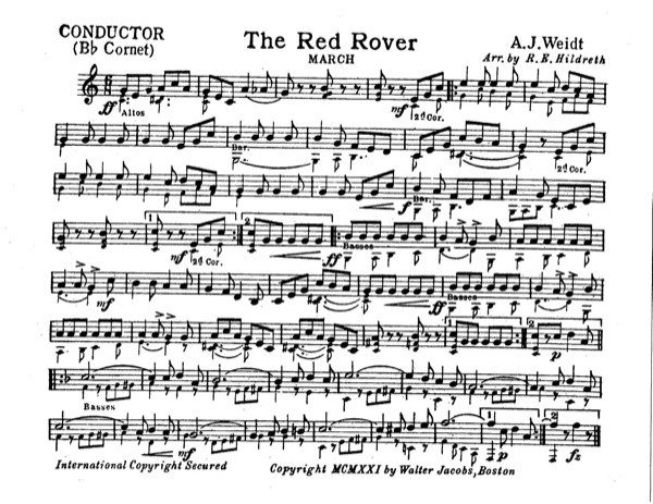 Red Rover, The