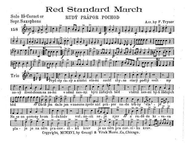 Red Standard March