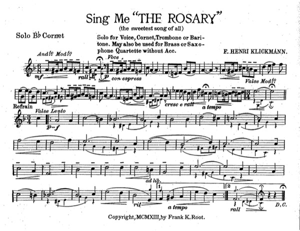 Rosary, The