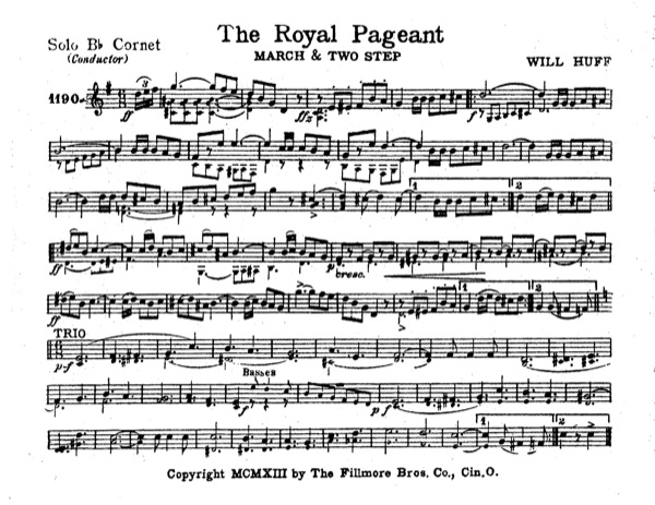 Royal Pageant, The
