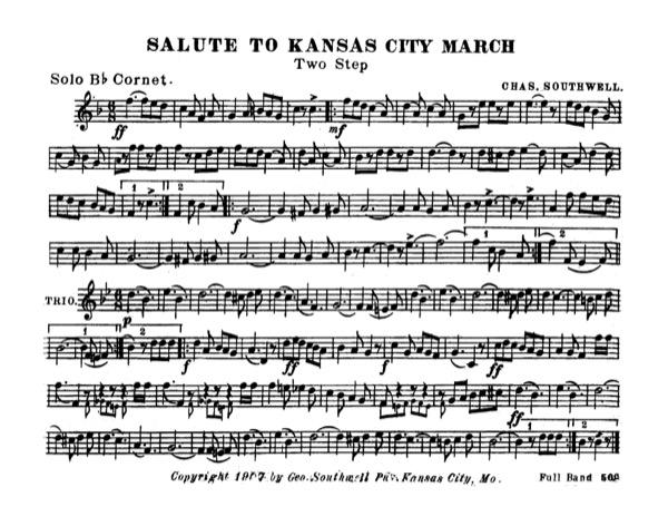 Salute to Kansas City March