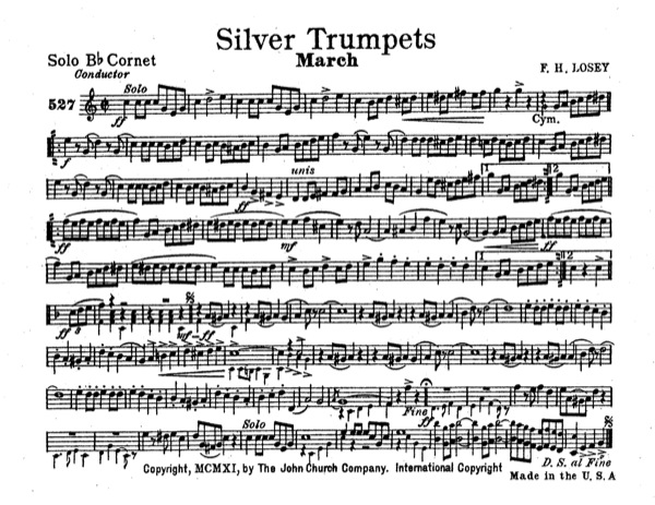 Silver Trumpets