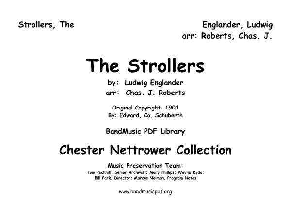 Strollers, The
