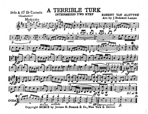Terrible Turk, A