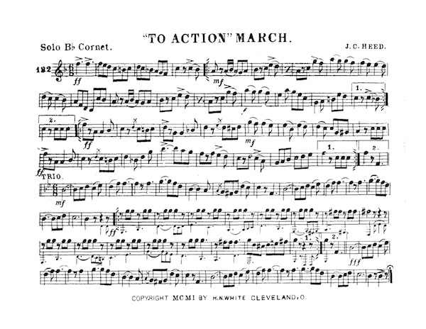 To Action March