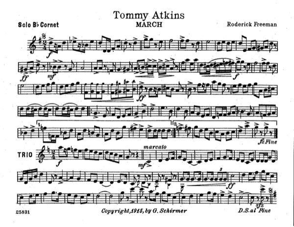 Tommy Atkins