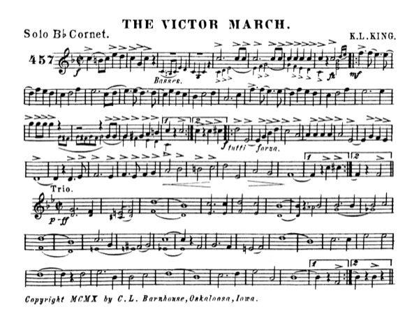 Victor March, The