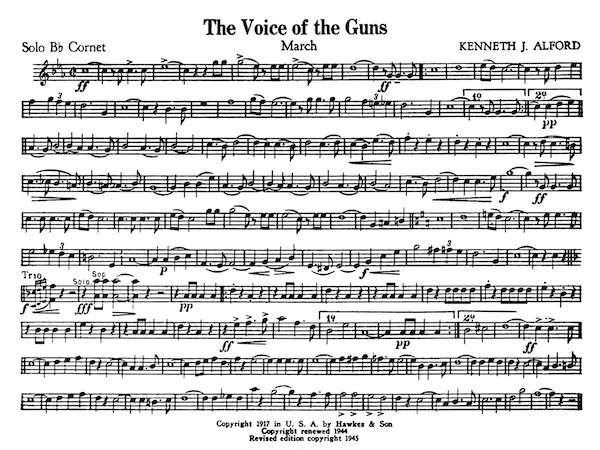 Voice of the Guns